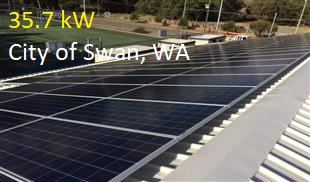 35.7kW City of Swan