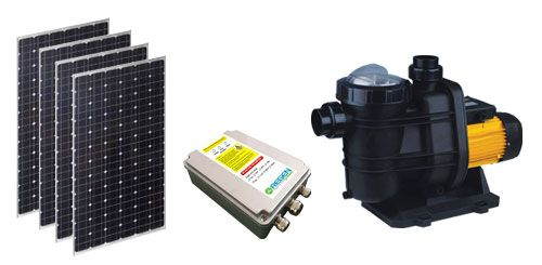 Solar Pool Pump Regen Power