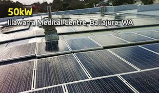50kW Illawara Medical Center
