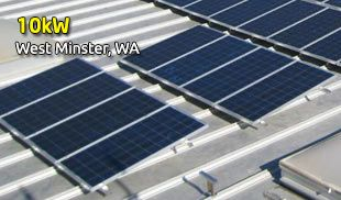 10kW West Minster, WA
