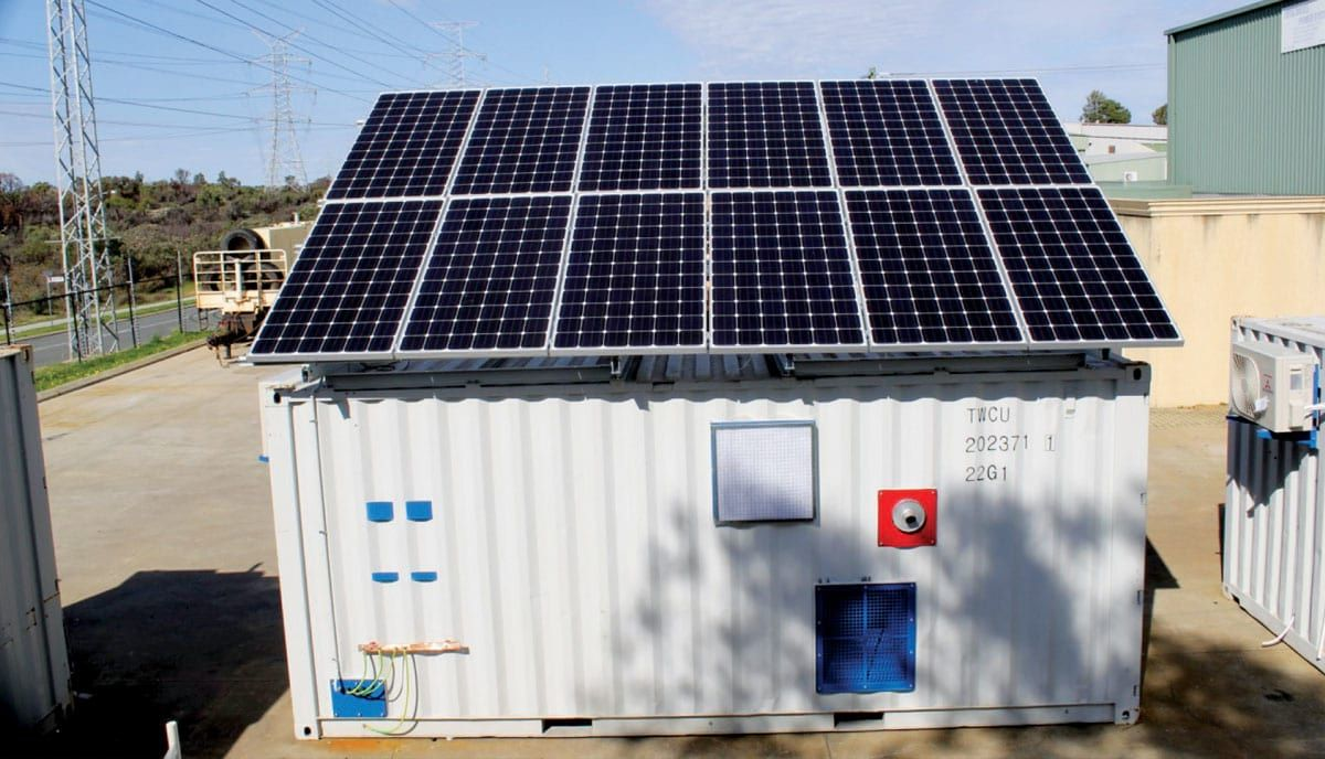 Solar Generator Reviews >> 3kW Containerised And Pre-wired Standalone Plug And Play ...
