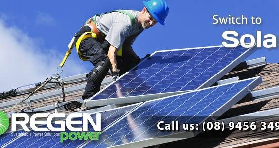 Regen Power Solar Panels & Inverters