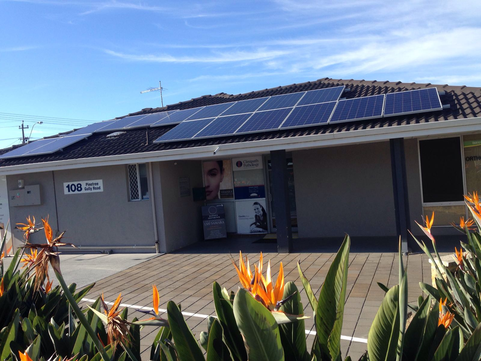 5kw Willetton Specialist Centre Regen Power