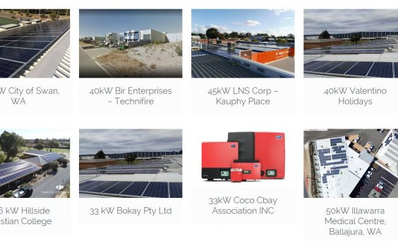 Commercial Solar Power Solutions in Western Australia