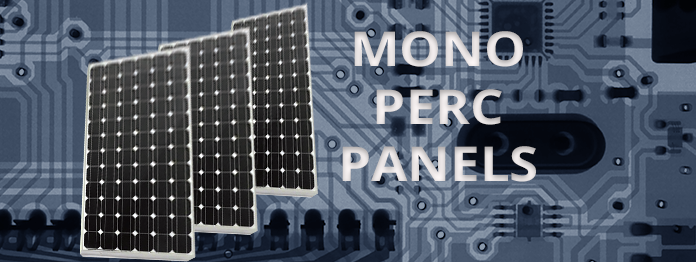 Why mono PERC panels for rooftop solar system