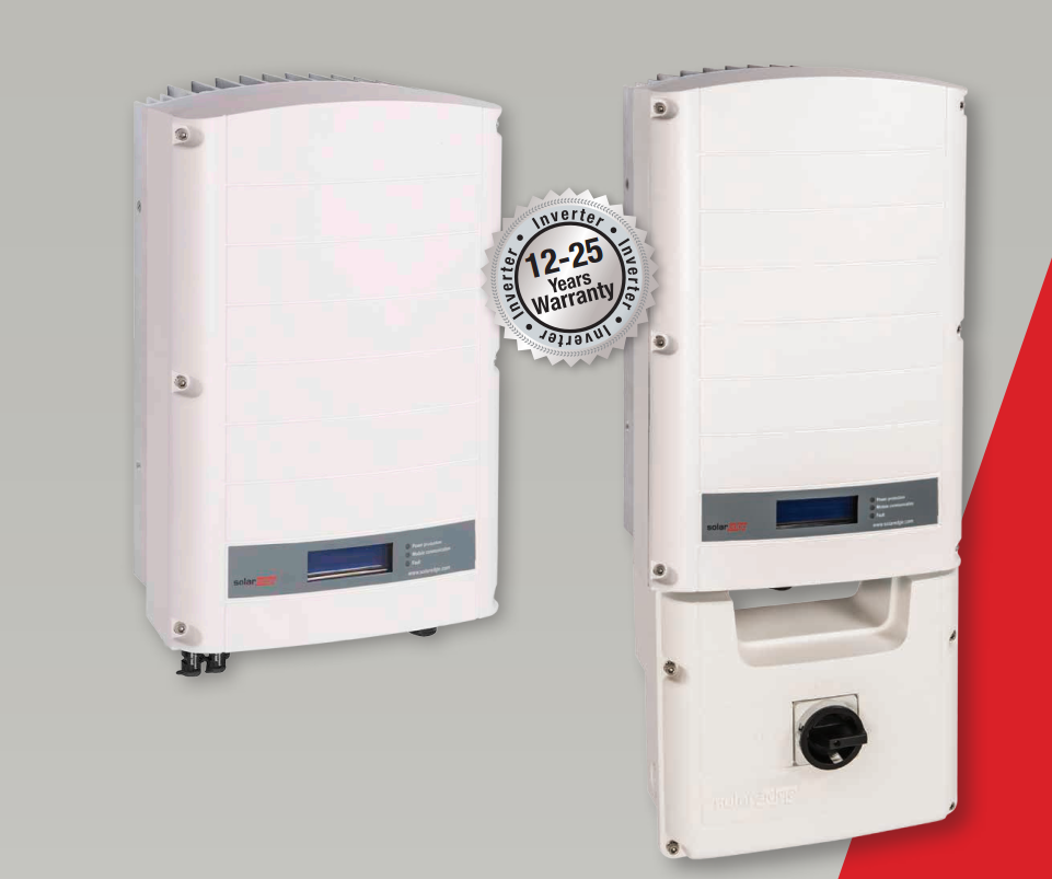 Solar Edge Three Phase Inverter