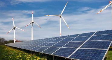 Solar-Wind Hybrid