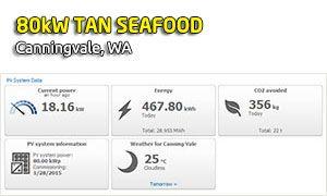 50kW TAN Seafood