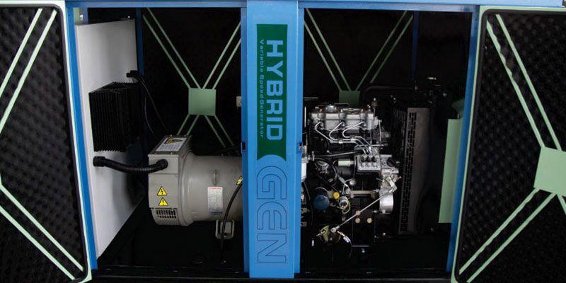 hybridgen single