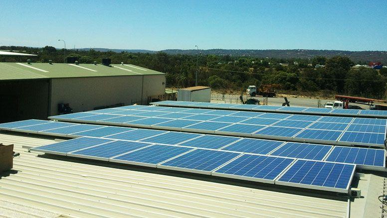 30kW On-Grid Solar PV System