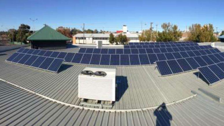 40kW On-Grid Solar PV System