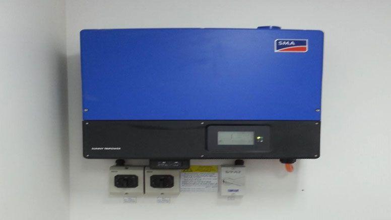 10kW On-Grid Solar PV System