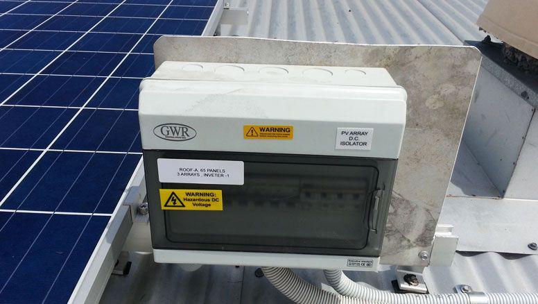 37kW On-Grid Solar PV System