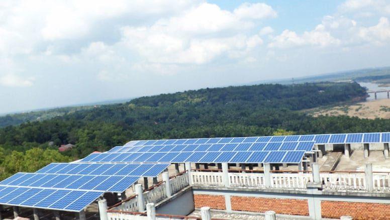 80kW On-Grid Solar PV System