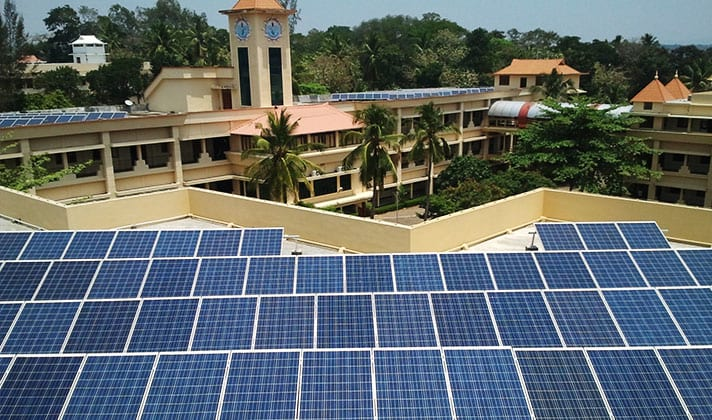 1kW roof top solar systems
