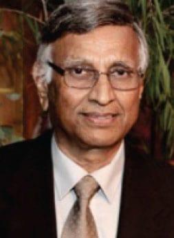Professor Chem Nayar