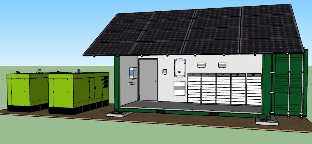 solar diesel hybrid systems