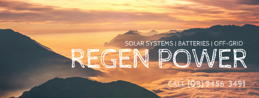 Regen Power Solar Batteries