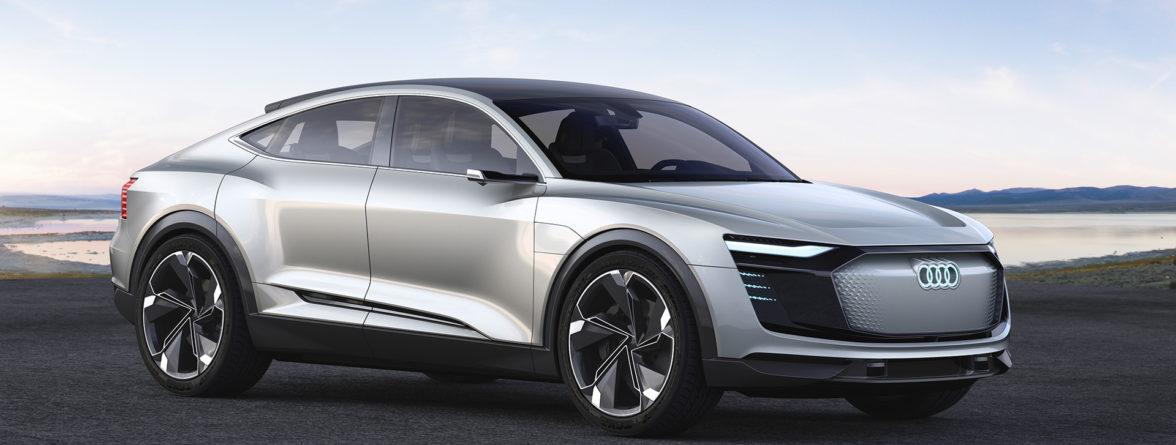 Audi Etron - Electric Car