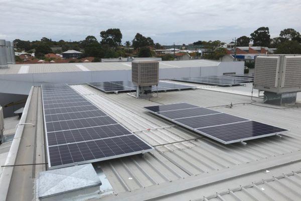 Vankuyl Holdings Pty Ltd solar panels