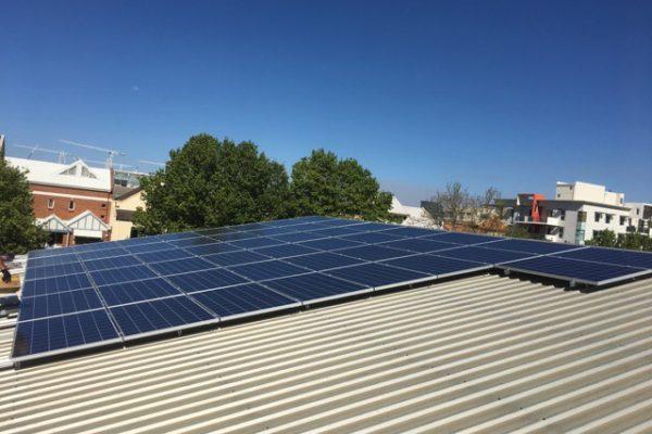 Wembley Electrics solar panels