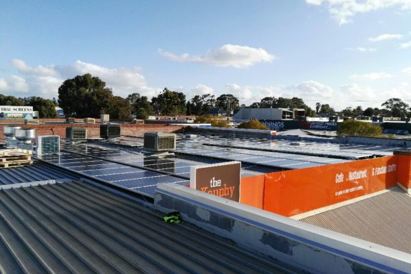LNS Corp Solar Panels