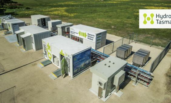 Hydro Tasmania Hybrid Energy hub