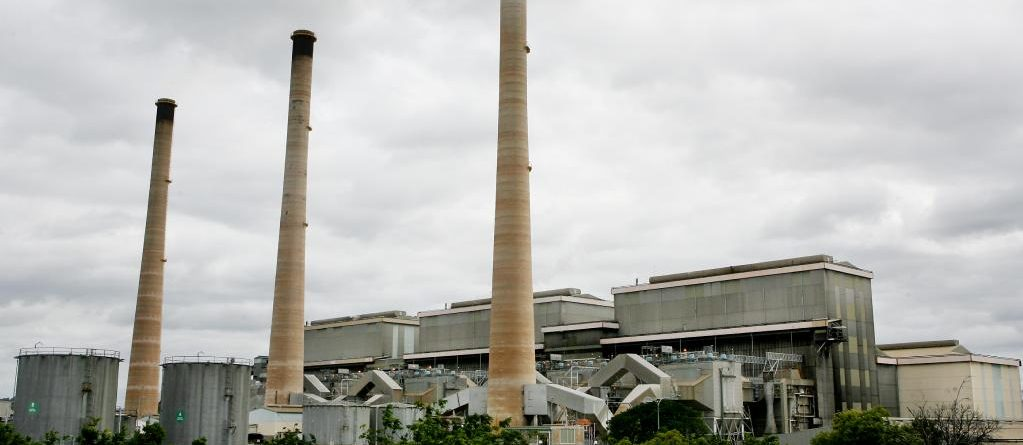 Queensland's Renewable Energy Landscape - Gladstone power plant