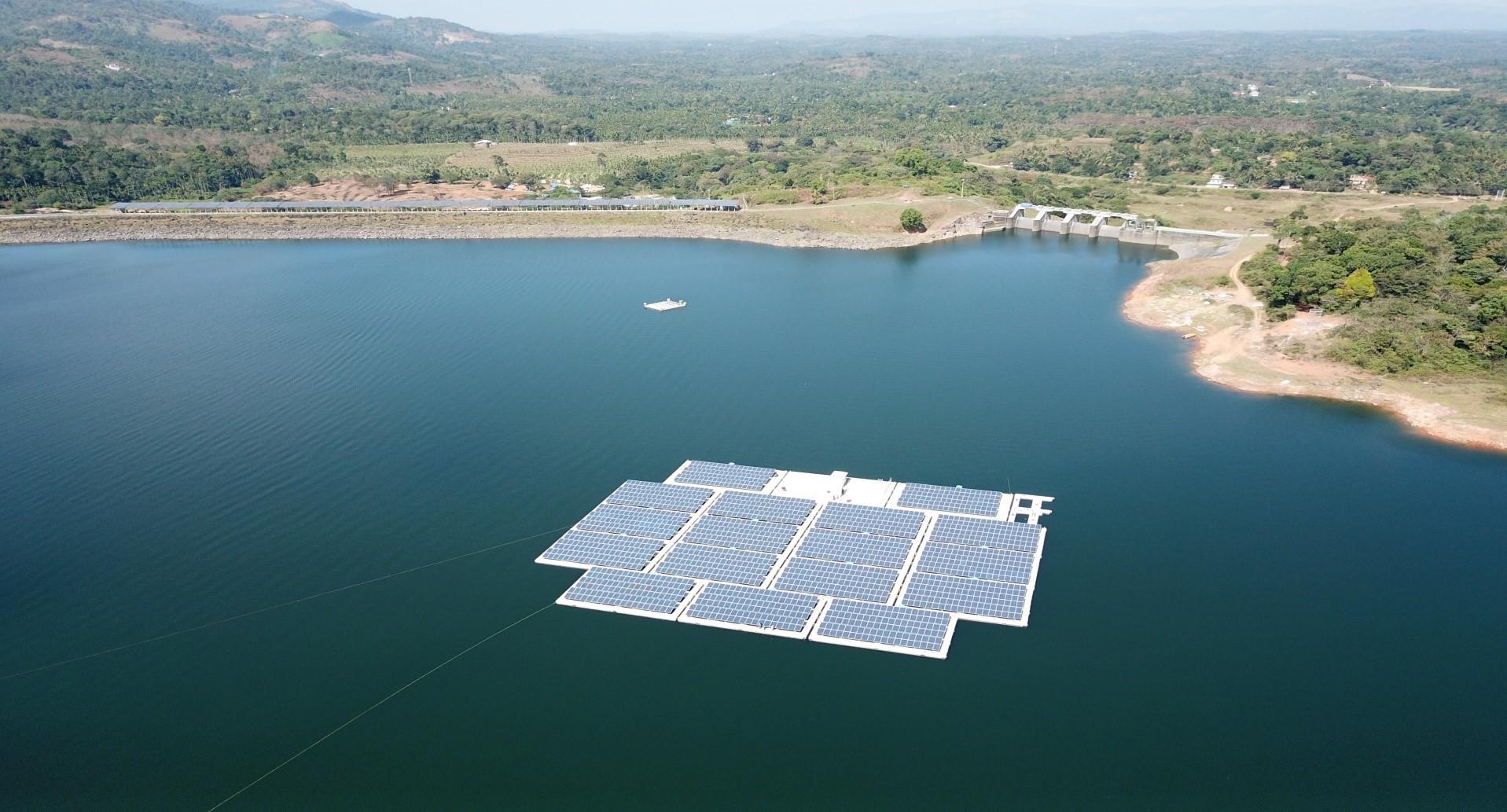 500kwp Banasurasagar Reservoir