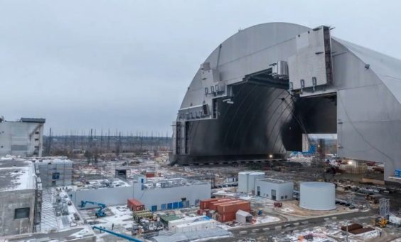 Solar Chernobyl - Nuclear Fallout to Renewable Energy Hub