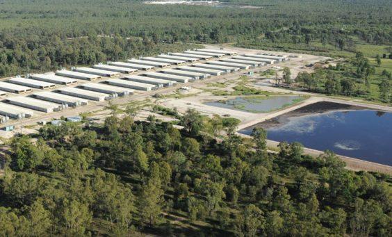 cameby solar farm - western downs