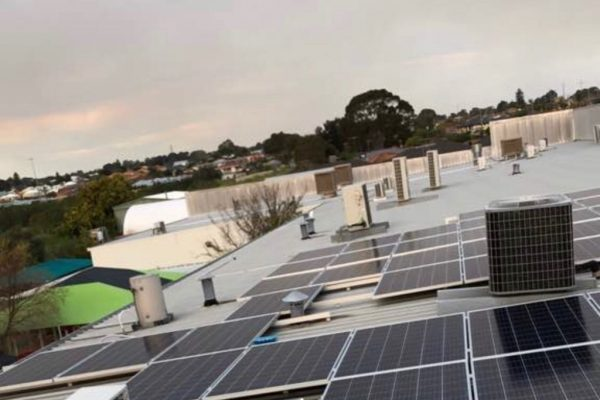 balcatta solar power system