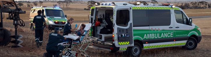 st john ambulance western australia