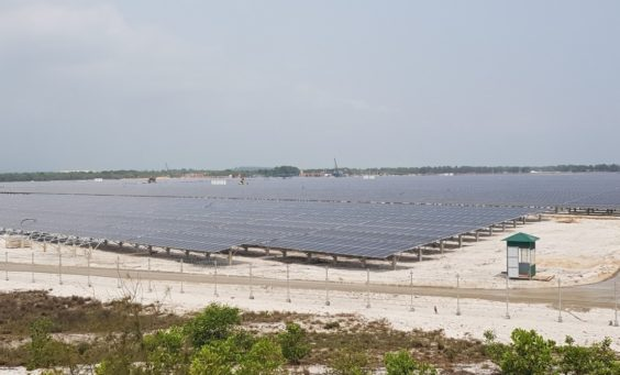 49.5 MWp Vietnam Solar Farm