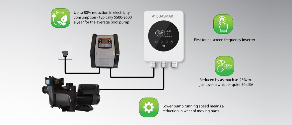 pool pump energy saving
