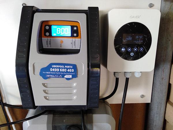 pump energy controller