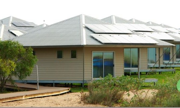 48kW Eco Beach Resort