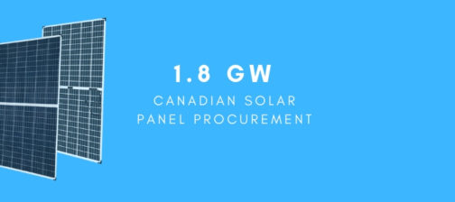 Canadian bifacial panels