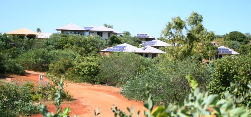 eco beach resort broome western australia