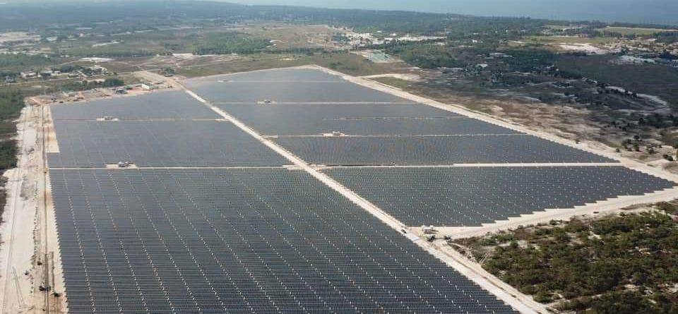 Solar PV Farm project at GIO LINH QUANG TRI VIETNAM