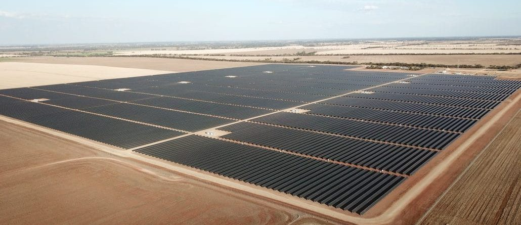 gannawarra largest solar and battery storage plant in australia