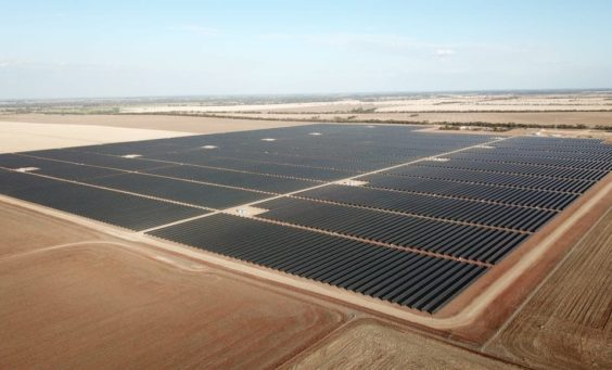Largest solar and battery storage