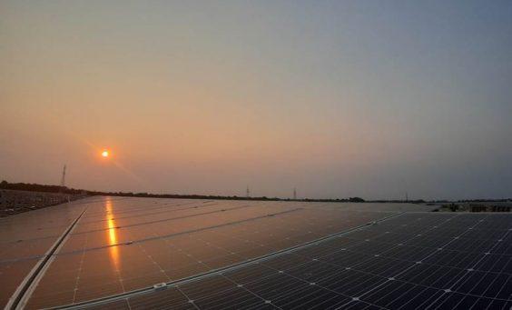 Vietnam Solar Farm