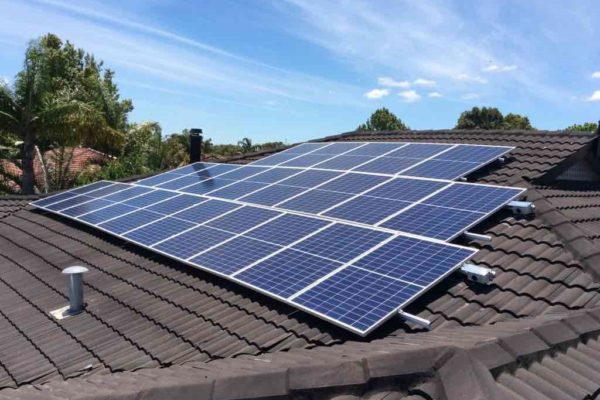 Ebury Mews commercial solar power