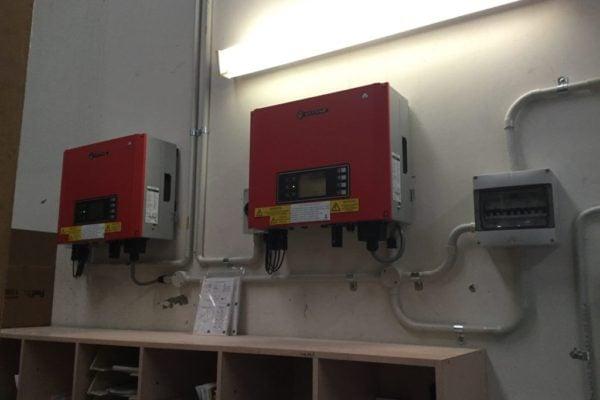 Parkinson Lane commercial solar project regen power