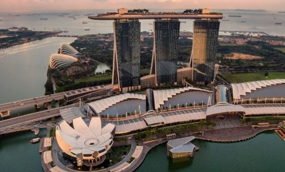 Powering Singapore through Australia - The Sun Cable Project