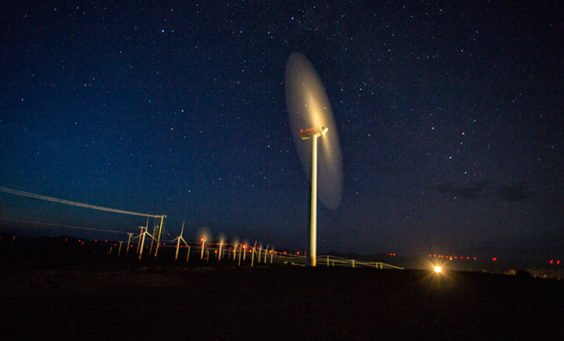 The Largest Wind Power Farm in Africa