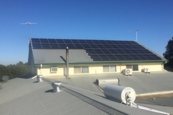 15.12 kW Orange Grove WA Commercial Solar