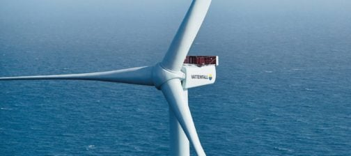 horns rev 3 - largest offshore wind farm scandinavia