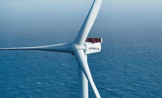 horns rev 3 - largest offshore wind farm scandinavia